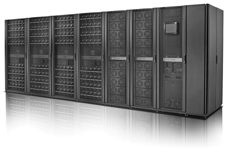 Modular UPS systems versus standalone