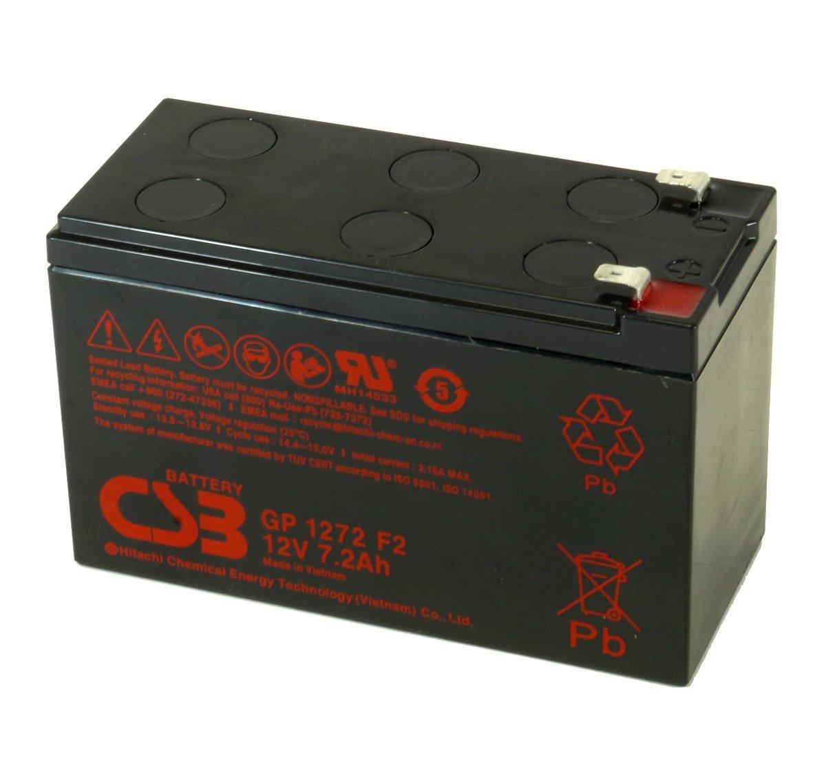 Compatible Replacement Battery Kit BK250B APC Back-UPS 200